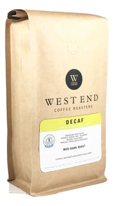 Premium Decaf - medium to dark roast