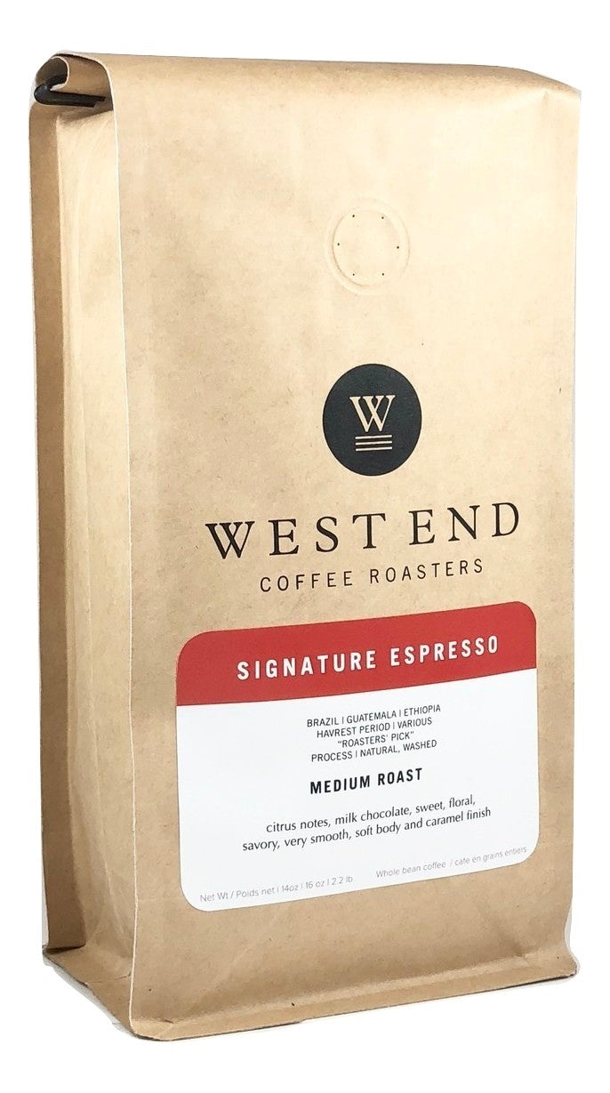 Signature Espresso - medium roast