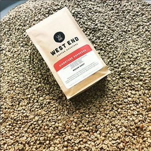 WestEnd Espresso - medium roast