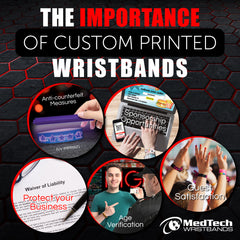 The Importance of Custom Printed Wristbands