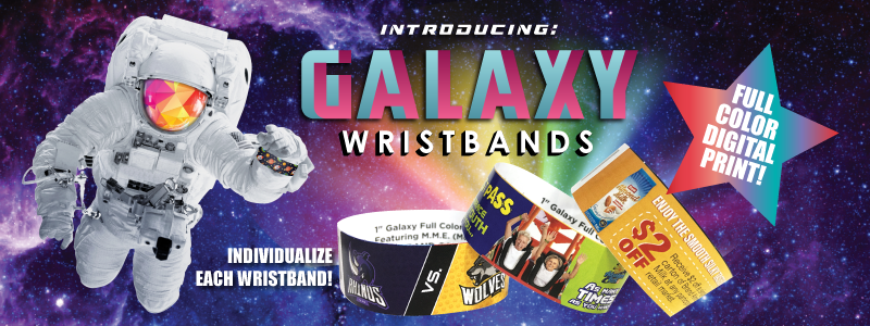 Introducing Galaxy Wristbands