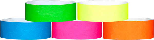 Bright Colors (Neon Lime, Neon Pink, Neon Orange, Yellow Glow, Light Blue)