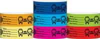 "Tyvek® 1"" X 10"" Bus Rider Wristbands"