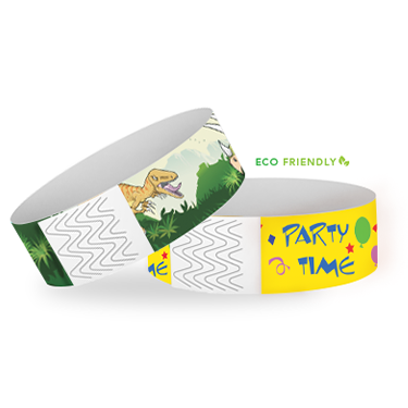 "1"" X 10"" ECO Galaxy Wristband, Dynamic Full Color Patterns,  Same Day Print Free Shipping"