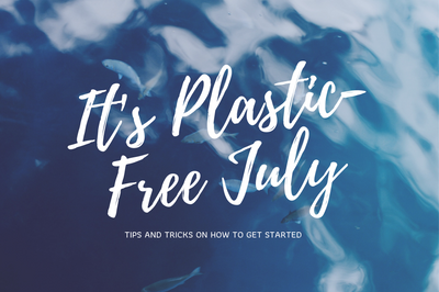 It's Plastic-Free July