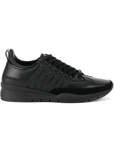 Dsquared2 Sneaker Dsquared2 New Black Runner Sneaker