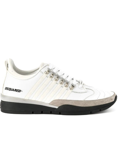 Dsquared2 Sneaker Dsquared2 New White Runner Sneaker
