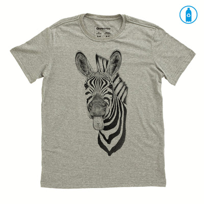 Camiseta Gola C PET Reciclado - Zebra Love - RK
