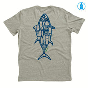 Camiseta Gola C PET Reciclado - Dead Fish