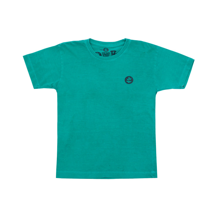 Camiseta Infantil - Green Energy