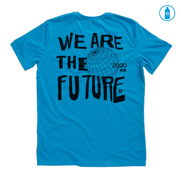 Camiseta Gola C PET Reciclado - We are the future