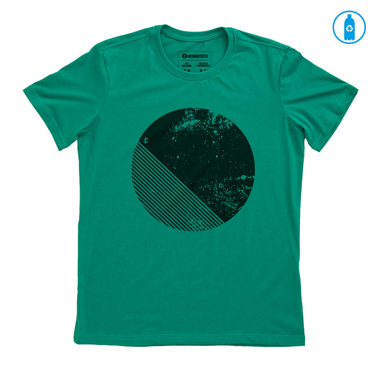 Camiseta Gola C PET Reciclado - Moon Shape