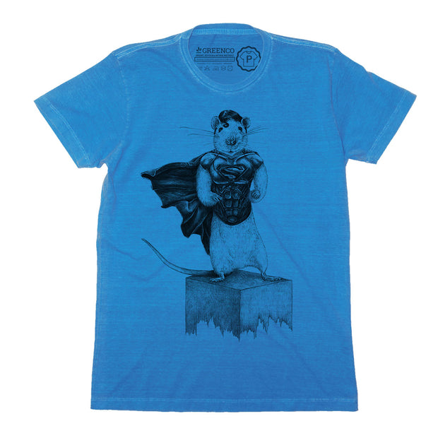 Camiseta Gola C Super Rat - RK