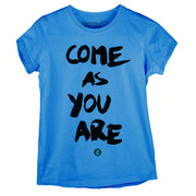 Camiseta Baby Look - Come As You Are