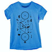 Camiseta Baby Look Desconstrubike