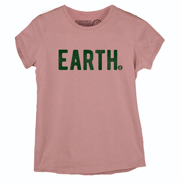 Camiseta Baby Look Earth