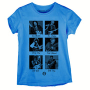 Camiseta Baby Look Guitar Heroes