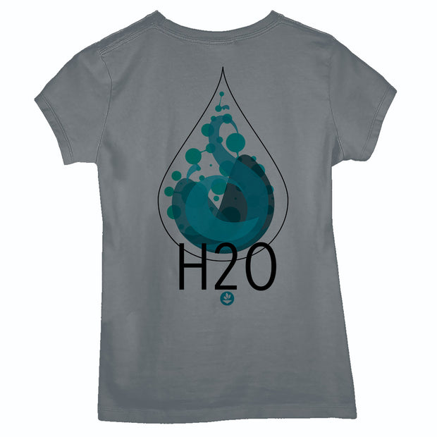 Camiseta Baby Look H2O