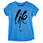 Camiseta Baby Look - Vegan Life