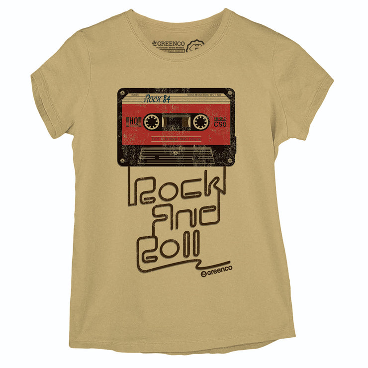 Camiseta Baby Look - Old School