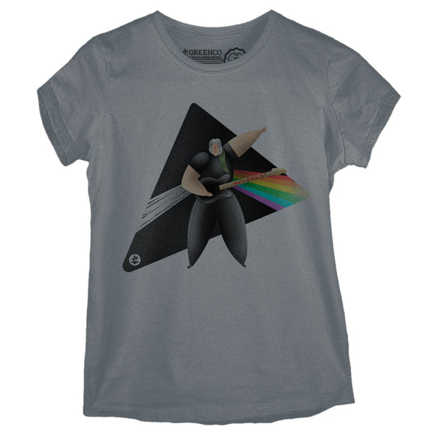 Camiseta Baby Look Rock Roger