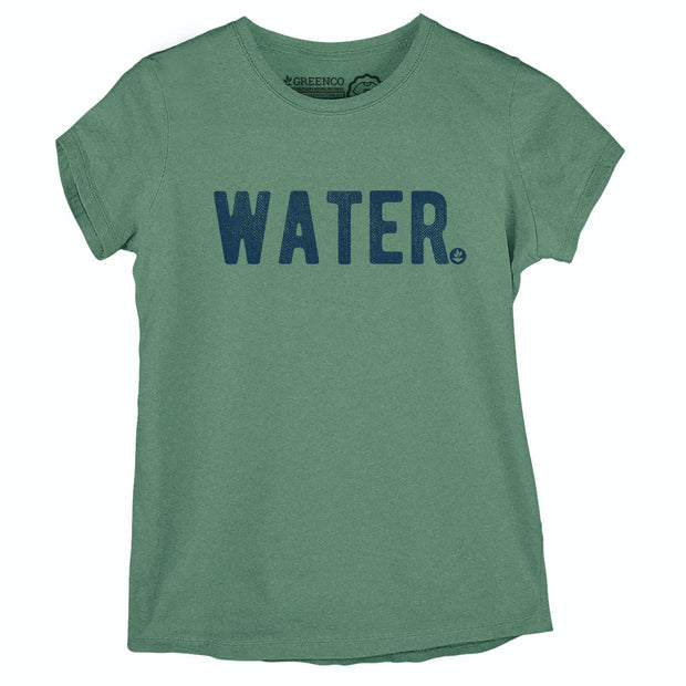 Camiseta Baby Look Water