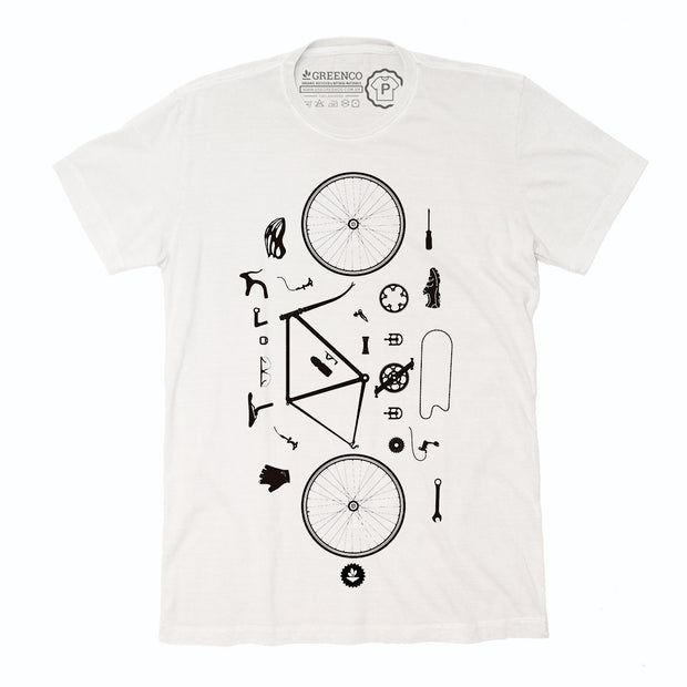 Camiseta Gola C Desconstrubike