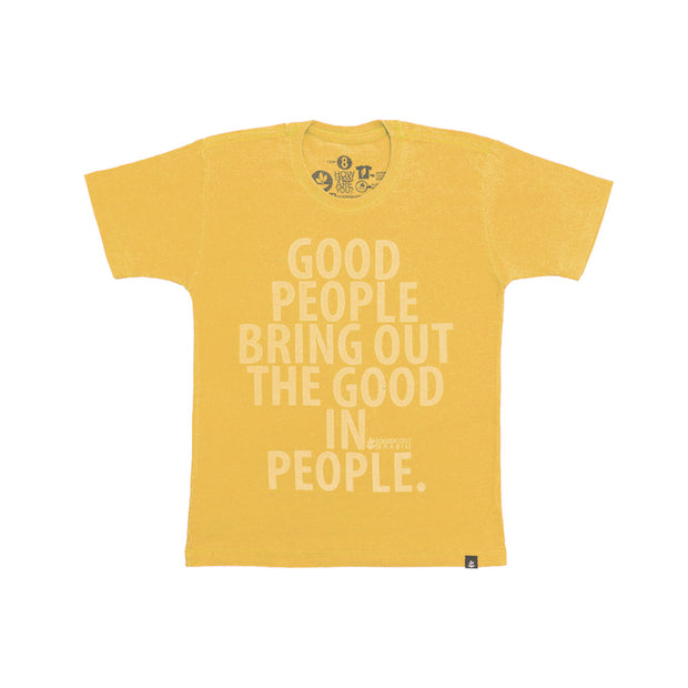 Camiseta Infantil - Good People