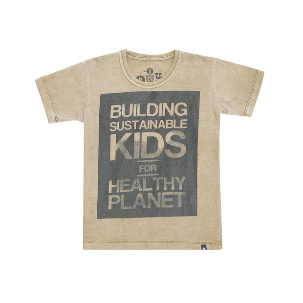 Camiseta Infantil - Susteinable Kids