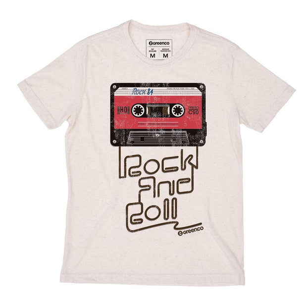 Camiseta Masculina PET + Linho - Old School