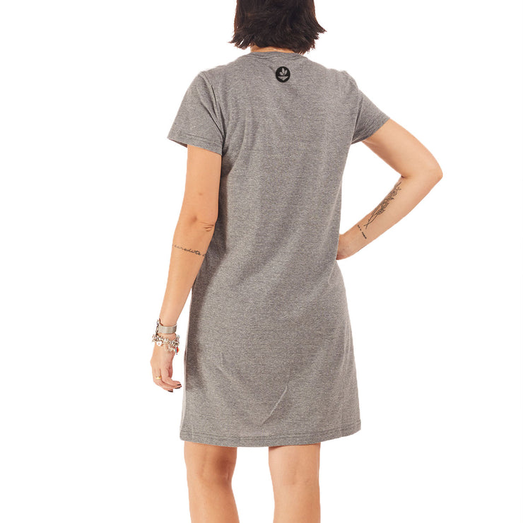 T-Shirt Dress PET Reciclado - Water Your Garden
