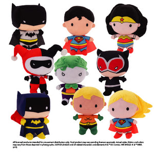 "DC Chibi Series Plush (Small) 7"" ($3.40/EA DELIVERED)"