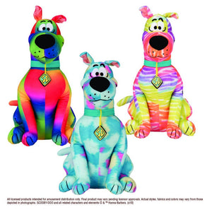 Scooby Doo Color Blend Plush (Jumbo)