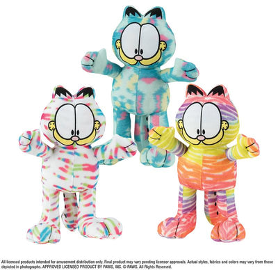 Garfield Color Blend Plush (Small)  9