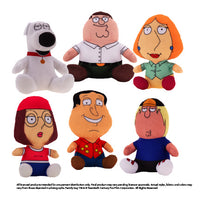 "Family Guy Big Heads Plush (Small) 7"" ($3.10/EA DELIVERED)"