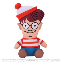 Where's Waldo Plush (Jumbo)