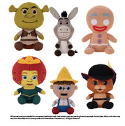 Shrek Big Heads Assorted Plush (Small)