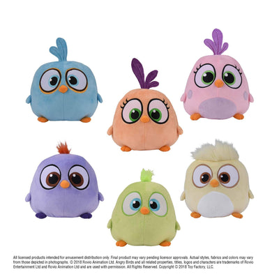 Angry Birds Hatchlings Plush (Small) 7