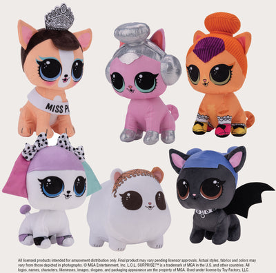 LOL Pets Plush (Small) 5-7