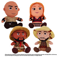 "Jumanji Plush (Small)  7"" ($3.55/EA DELIVERED)"