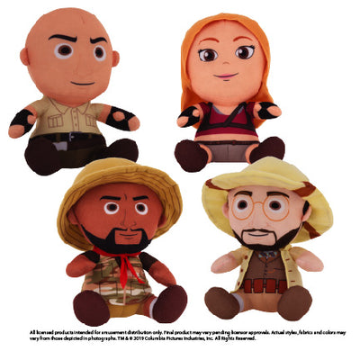 Jumanji Plush (Small)  7