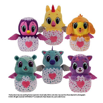 "Hatchimals Plush (Small) 7"" ($3.75/EA DELIVERED)"