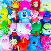 "25% Licensed Generic Bargain Plush Mix (Jumbo) 11-17"" ($3.35/EA DELIVERED)"