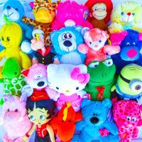 25% Licensed Generic Bargain Plush Mix (Jumbo)