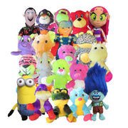 "25% Licensed Premium Plush Mix (Jumbo) 11-17"" ($3.67/EA DELIVERED)"