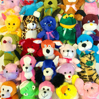 "100% Generic Plush Mix (Small) 7-9"" ($1.24/EA DELIVERED)"