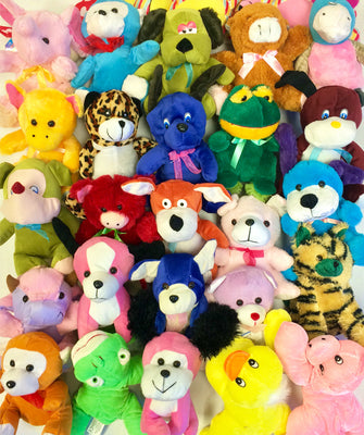 100% Generic Plush Mix (Small) 7-9
