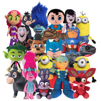 "100% Licensed Power Plush Mix (Jumbo) 11-17"" ($5.49/EA DELIVERED)"