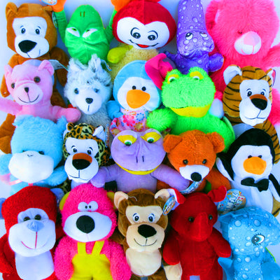 100% Generic Plush Mix (Medium) 8 to 10