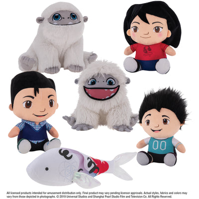"Abominable Plush (Small)  6-7"" ($3.50/EA DELIVERED)"